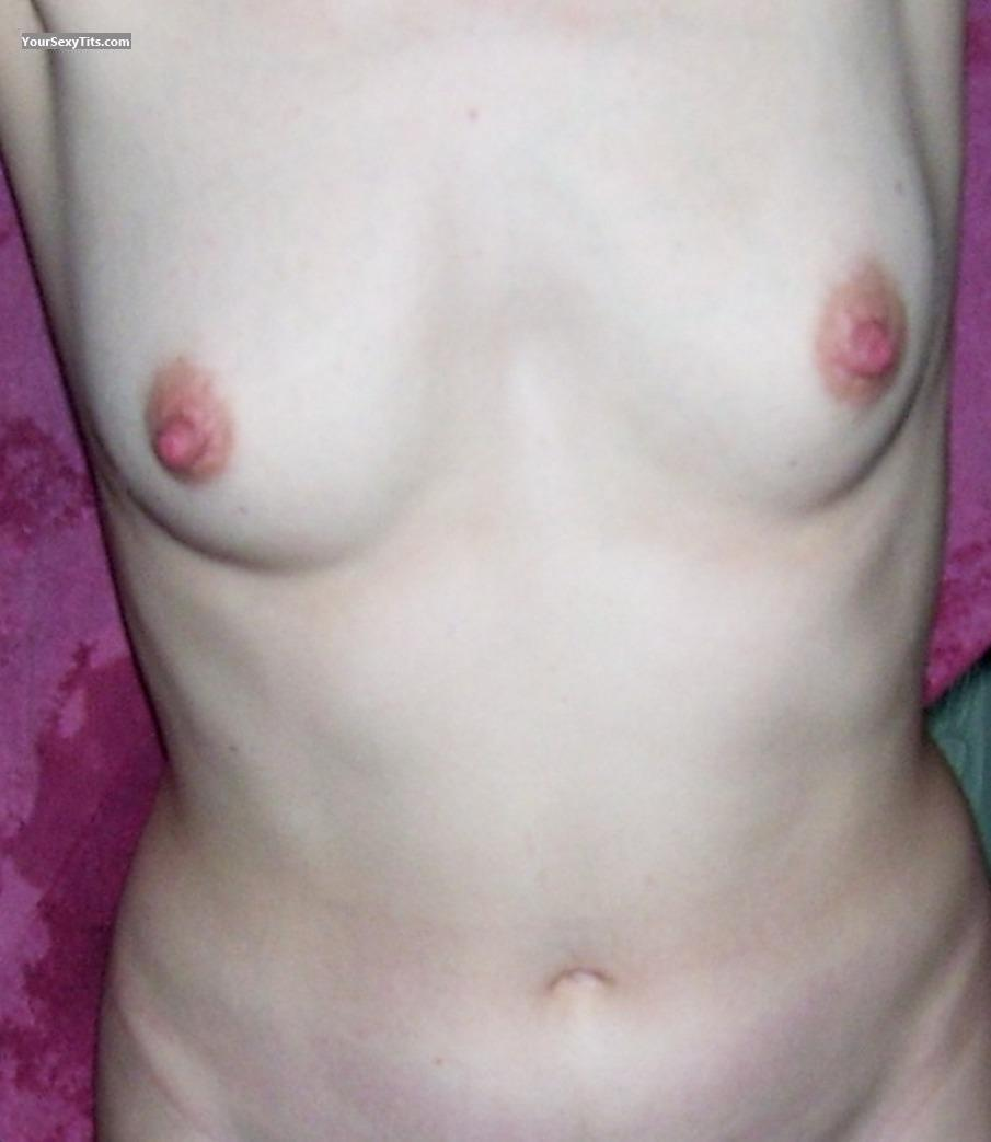 Tit Flash: Small Tits - Kris from Canada